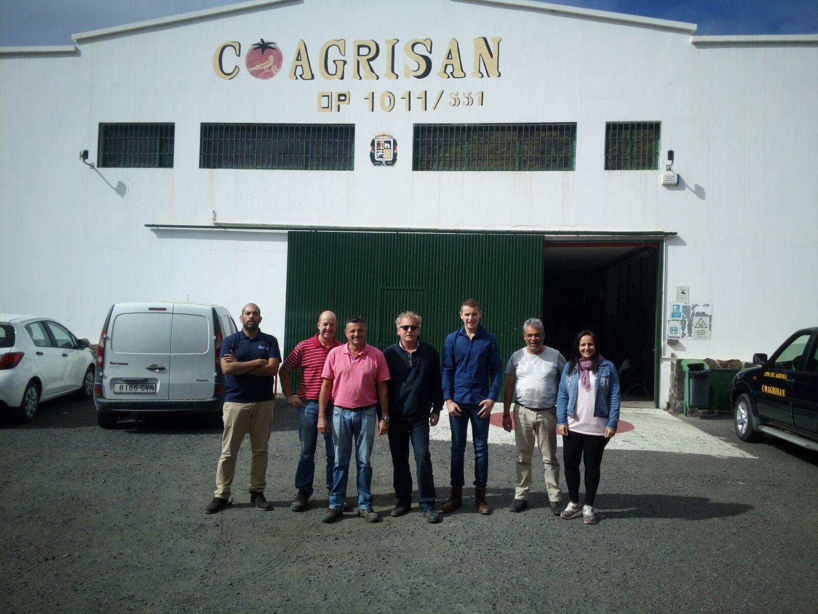 Stage Gran Canaria glastuinbouw